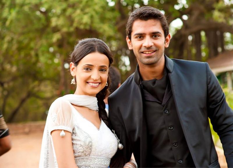 фото Барун Собти и жены его Пашмина Манчанда