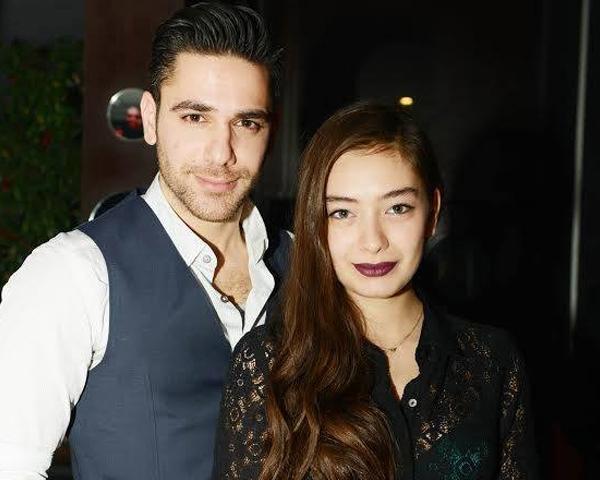 Фото Неслихан Атагюль и ее муж Кадир Догулу