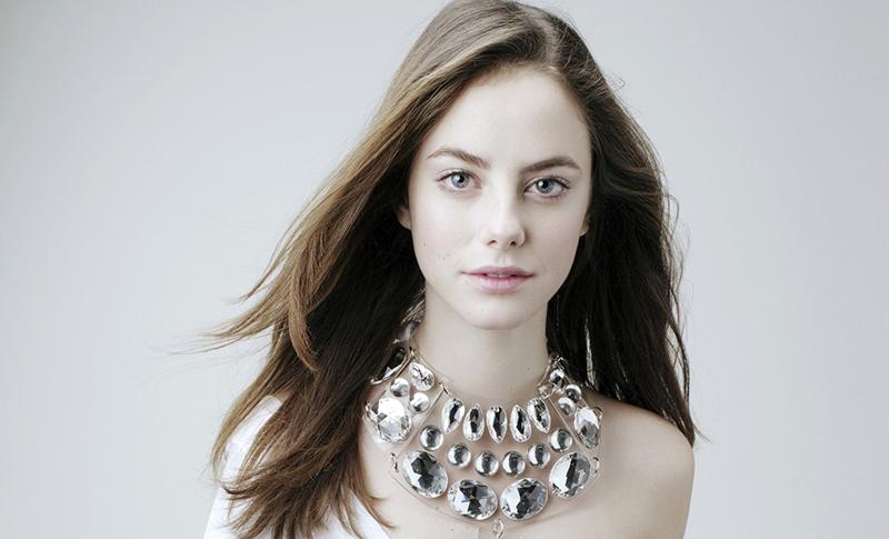 фото актрисы и модели Кая Скоделарио