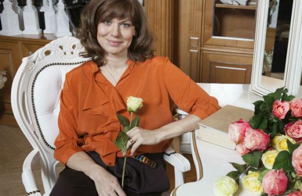 Елена Бирюкова на фото