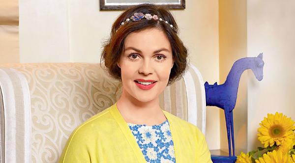 Екатерина Сергеевна Андреева на фото