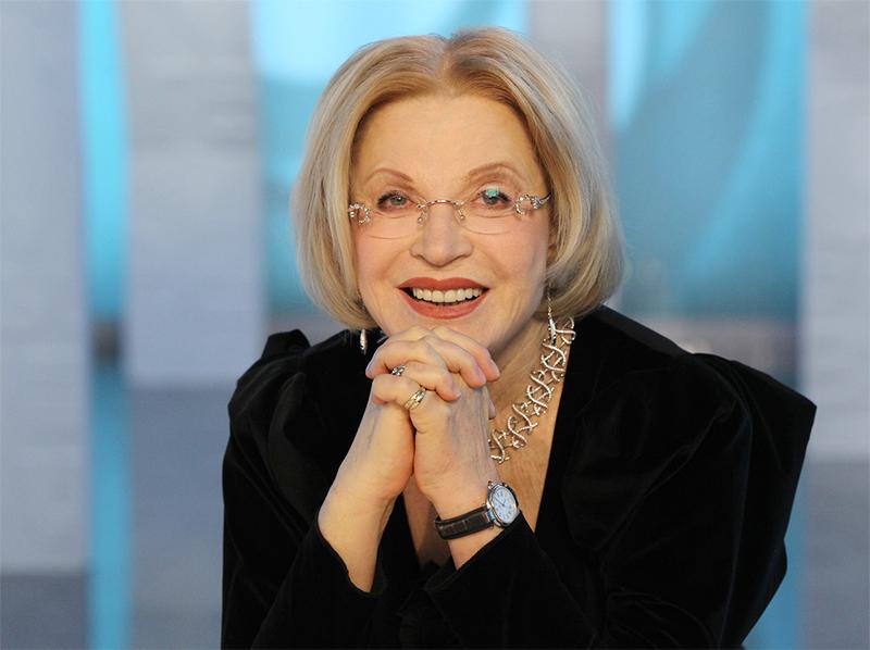 Людмила Максакова на фото