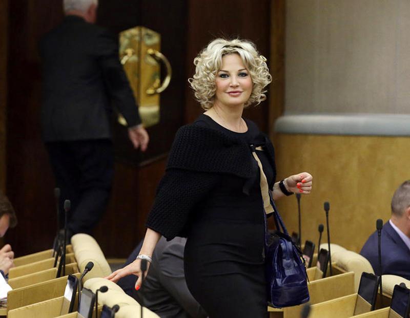 фотография политика Марии Петровны Максаковой-Игенбергс