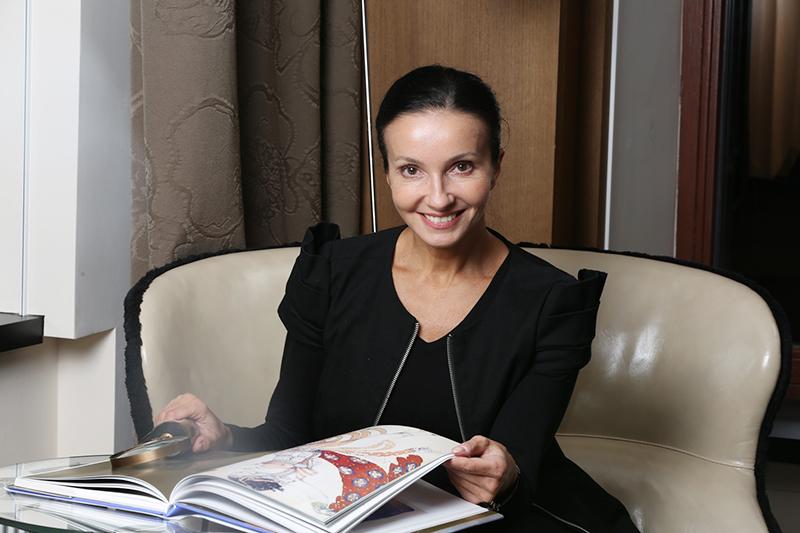 Хореограф Алла Михайловна Сигалова на фото