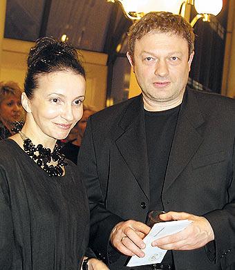 Фото Алла Сигалова и ее муж