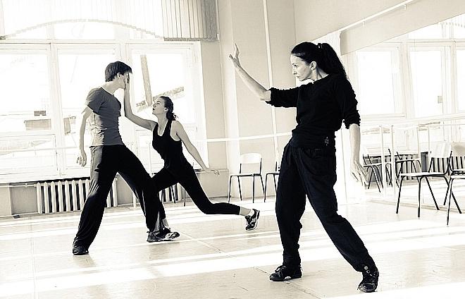 Фотография Алла Сигалова карьера хореографа