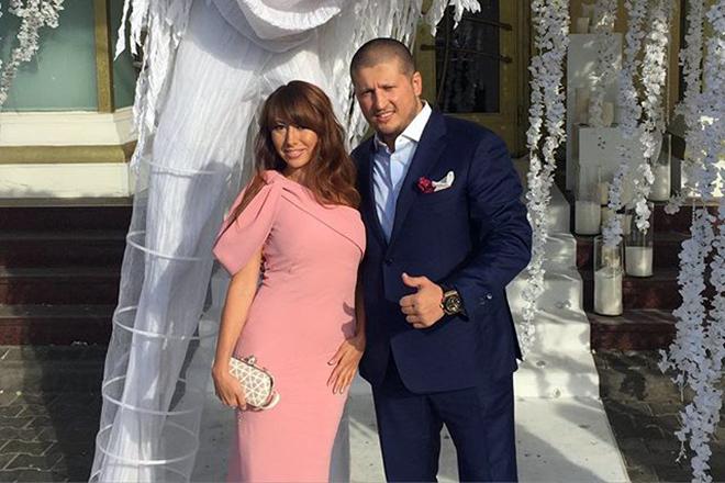 фото Ренат Агзамов и его жена Валерия