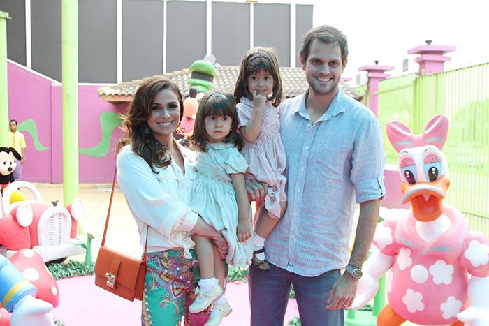 Джованна Антонелли и ее муж Леонардо Нагейра на фото