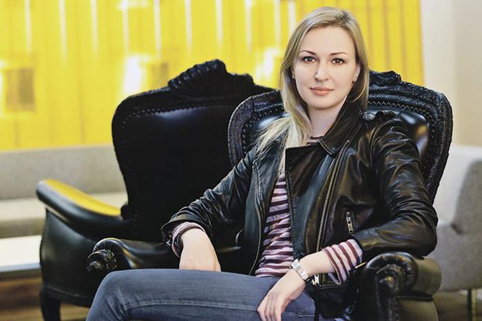На фото Анна Георгиевна Тараторкина актриса