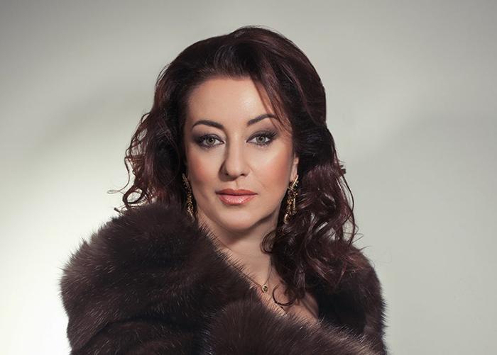 Певица Тамара Михайловна Гвердцители фото