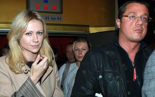 Фото Алексей Макаров и Мария Миронова актеры