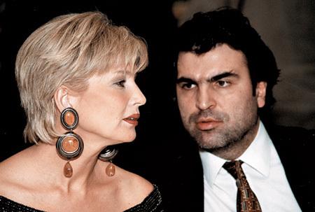Татьяна Веденеева и муж Юрий Бегалов на фото