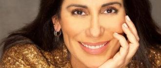 Глория Пирес: на фото