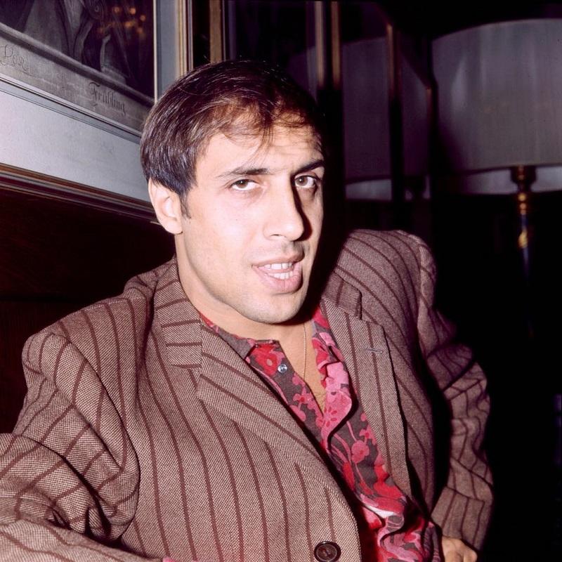 Адриано Челентано на фото
