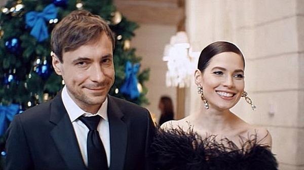 Юлия Снигирь и Евгении Цыганов на фото