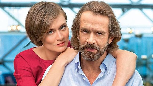 Отец Владимир Машков и его дочь Мария Машкова на фото