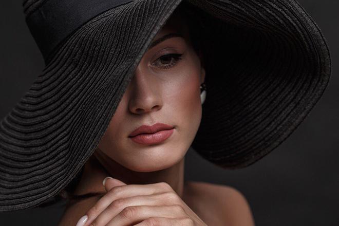 Елена Вожакина красивая актриса современности в фото