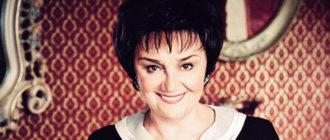 Тамара Синявская на фото