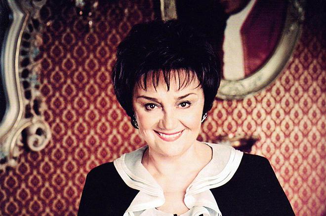 Тамара Ильинична Синявская певица на фото