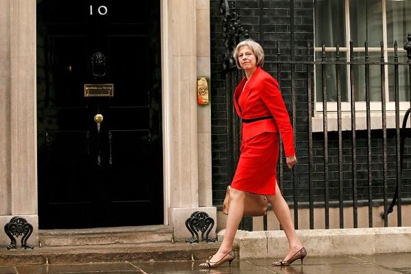 фото Тереза Мэй британский политик