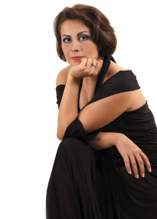 Инна Разумихина на фото