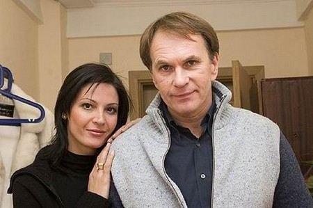 Лидия Вележева и Алексеей Гуськов на фото