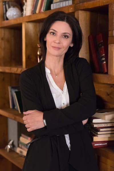 На фото Лидия Вележева актриса