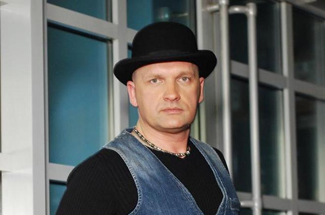 На фото певец Сергей Михайлович Лемох