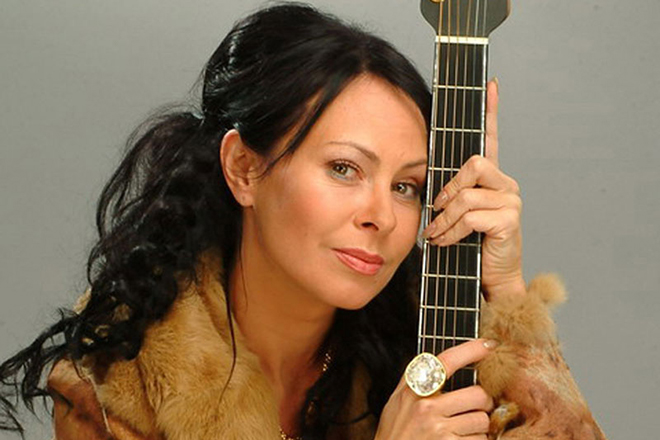 Марина Хлебникова певица на фото
