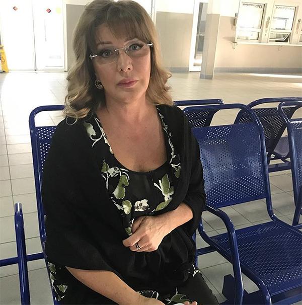 Елена Проклова на фото