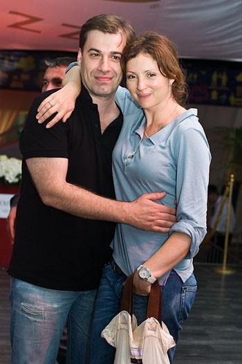 Анна Банщикова и Всеволод Шаханов на фото