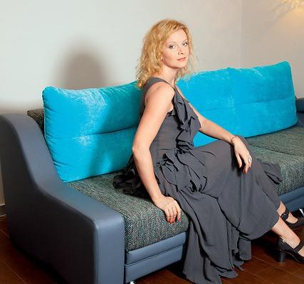 Анна Терехова в кино в фотографии