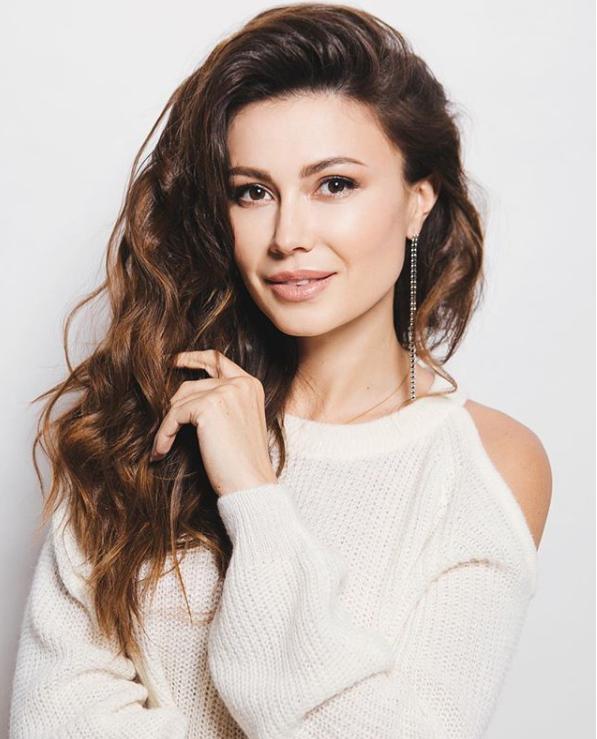 Ольга Ушакова на фото