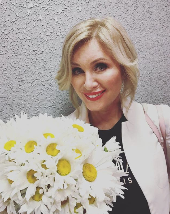 Виктория Юрьевна Цыганова на фото